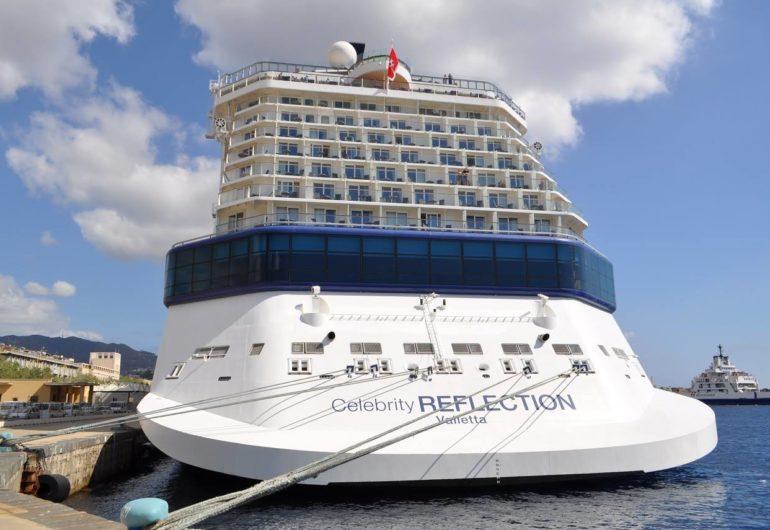 Celebrity Silhouette - April 5, 2020 - Celebrity Cruises ...