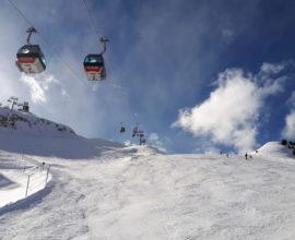 Go For Cruise Go For Sneeuwvakantie Skipiste Oostenrijk Pitztal Tirol skivakantie