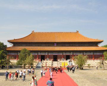 Go For Cruise Azie China Beijing Vallei van de keizer Celebrity Millennium