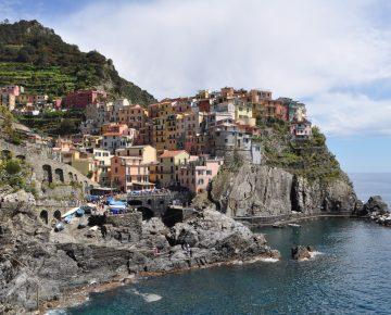 Go For Cruise Europa Middellandse Zee Italie Cinque Terre La Spezia