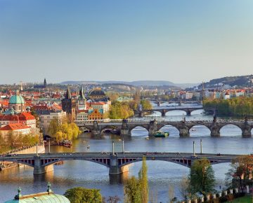 Go For Cruise Europa Riviercruise Tsjechie Praag Moldau Croisi Europe Elbe Princesse