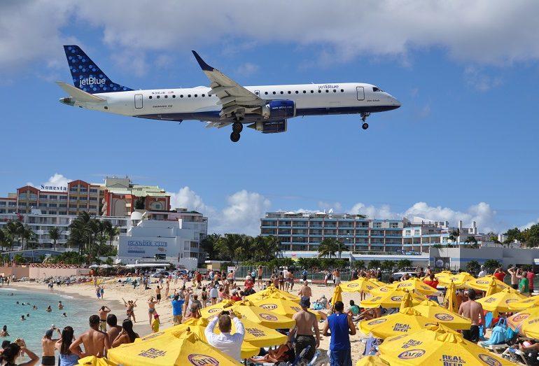 GoForCruise-Caraiben-St.Maarten-JulianaAirport