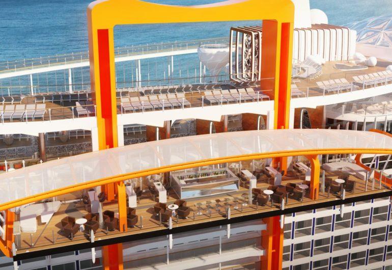 Go For Cruise Celebrity Cruises Edge nieuw Caribische Eilanden