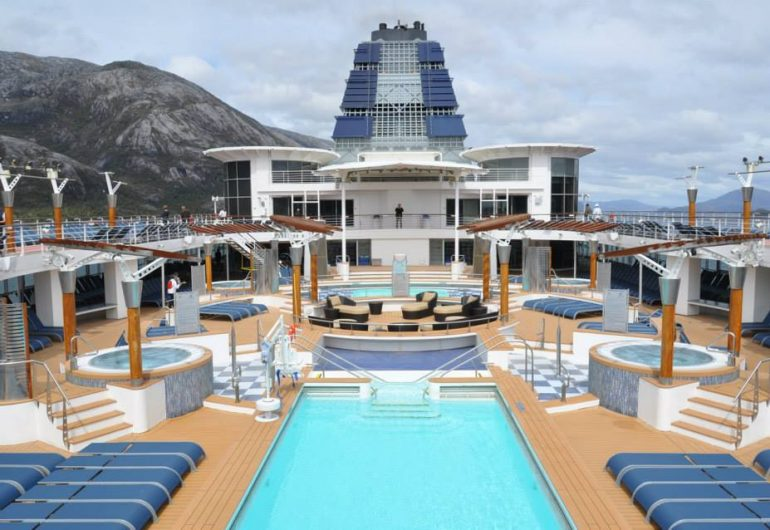 Go For Cruise Celebrity Cruises Celebrity Infinity Zuid Amerika