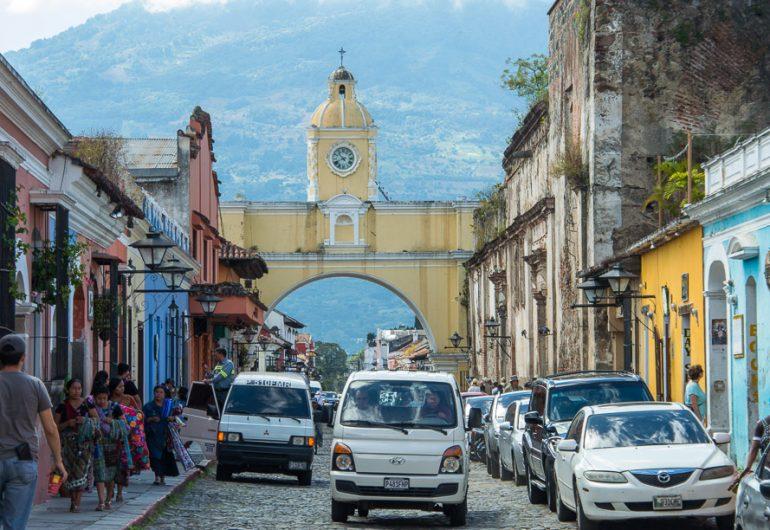 Go For Cruise Panamakanaal Midden Amerika Holland America Line Guatemala Antigua