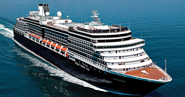Go For Cruise Holland America Line ms Westerdam