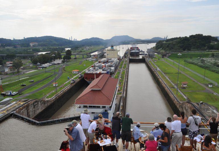 Go For Cruise Panamakanaal Midden Amerika Holland America Line