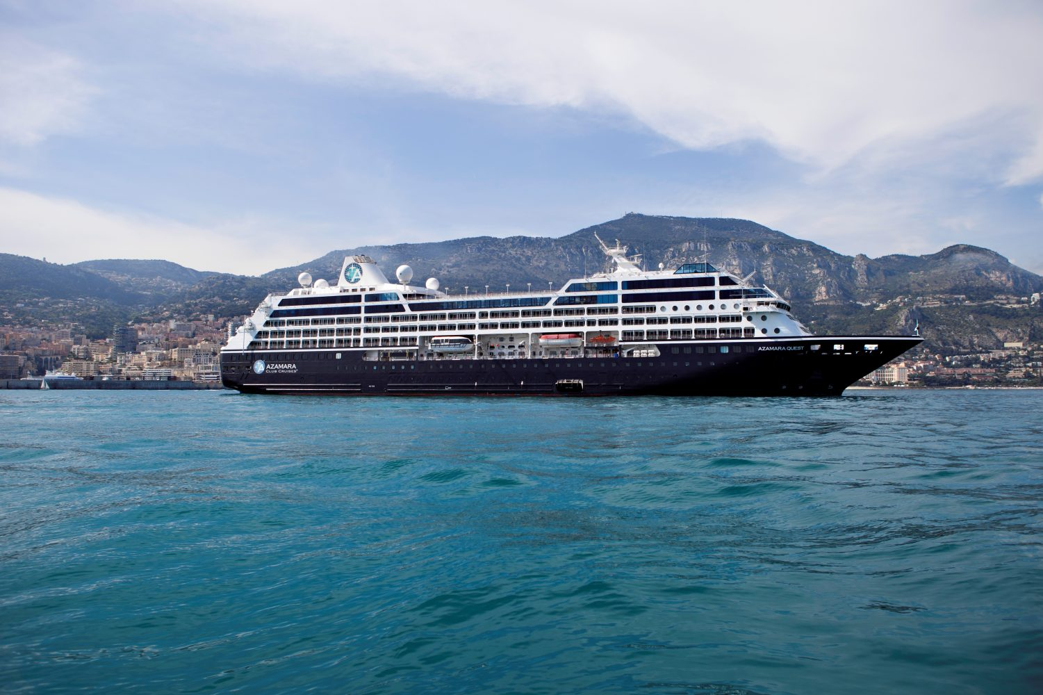 Go For Cruise Azamara Club Cruises Quest