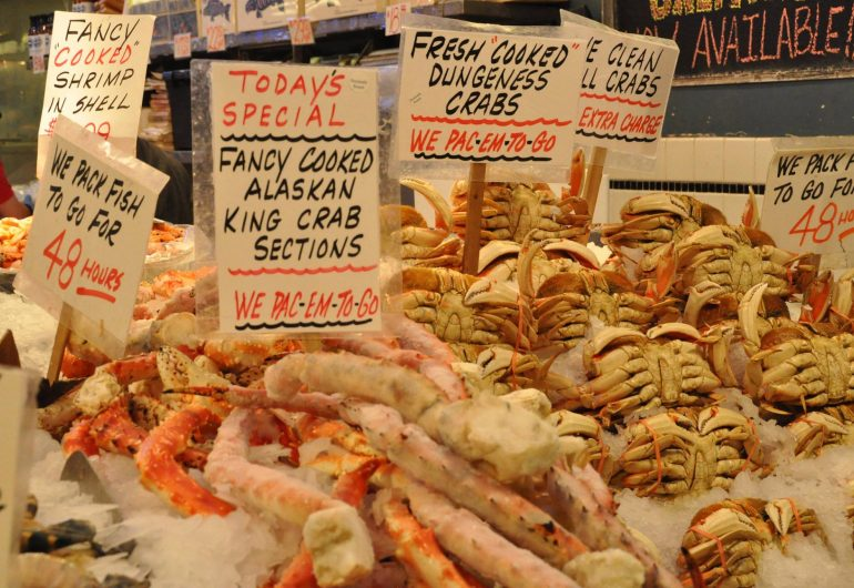 Go For Cruise Alaska King Crab Holland America Line