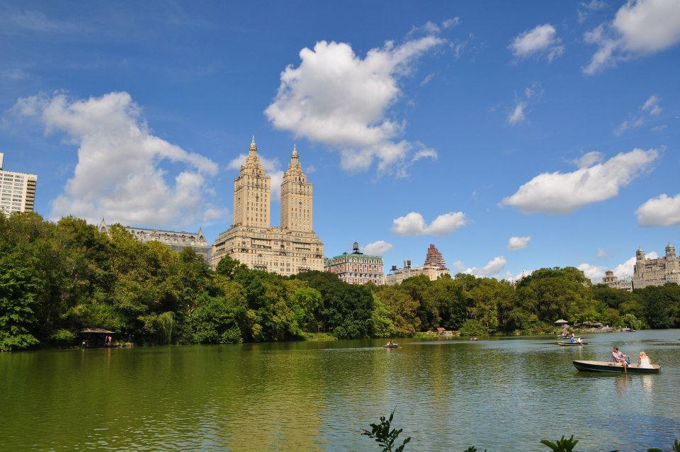 Vertrekken In New York Go For Cruise