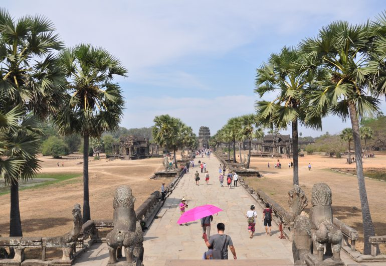 Go For Cruise Azie Cambodja Mekong Riviercruise Croisi Europe Angkor Wat