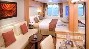 Outside Stateroom - Buitenhut