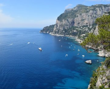 Go For Cruise - Middellandse Allure Cruise 2020 - Capri