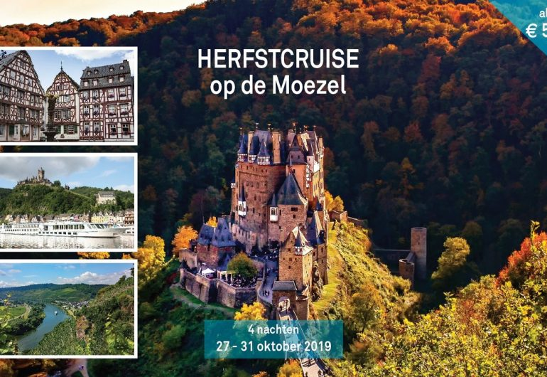 Go For Cruise - Moezel Riviercruise 2019 e