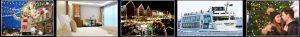 Go For Cruise - Kerstmarkt Riviercruise 2020 - Viva Cruises - Jane Austen - collage