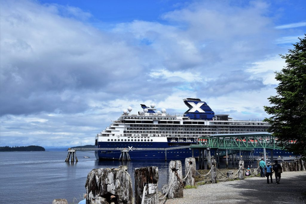 Alaska Rondreis en Cruise 2021 - Icy Strait Point - Celebrity Millennium
