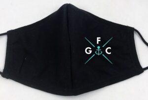GFC mondmasker close-up